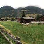 Ulrichen, Ausgangspunkte zum Nufenenpass