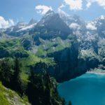 Öschinensee, die Perle in den Berner Alpen