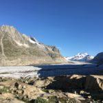 Gletschertreffpunkt Konkordiaplatz