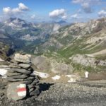 Aussicht bis nach Kandersteg
