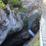 Quellenweg in der Dala-Schlucht