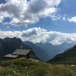 Biwakhütte zum zMittag