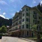Belle Epoque Hotel in Rosenlaui