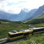 Grindelwald von oben